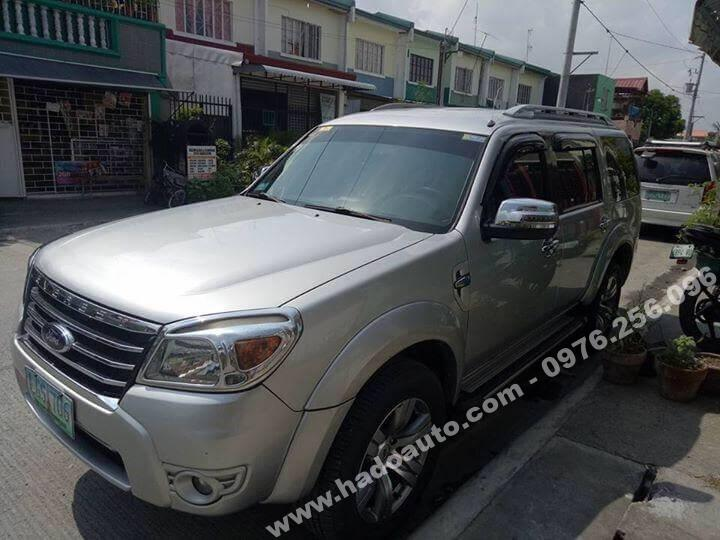 ve che mua ford everest 2012