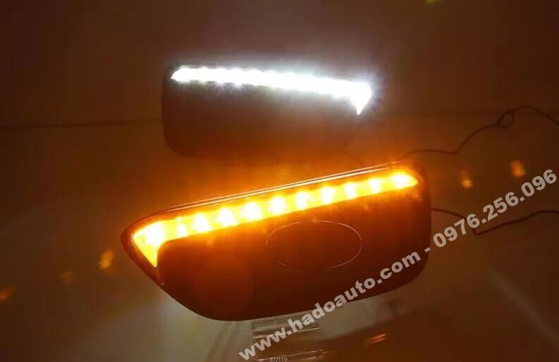 den led gam hai che do honda brio 5