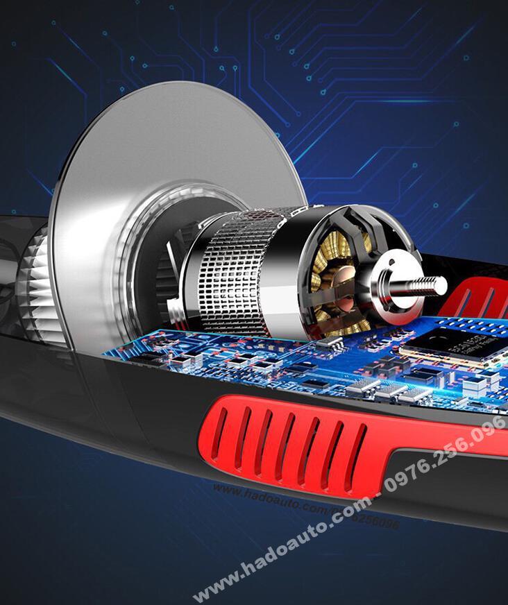 Mô tơ động cơ 120W bền bỉ, hoạt động liên tục không gây tiếng ồn