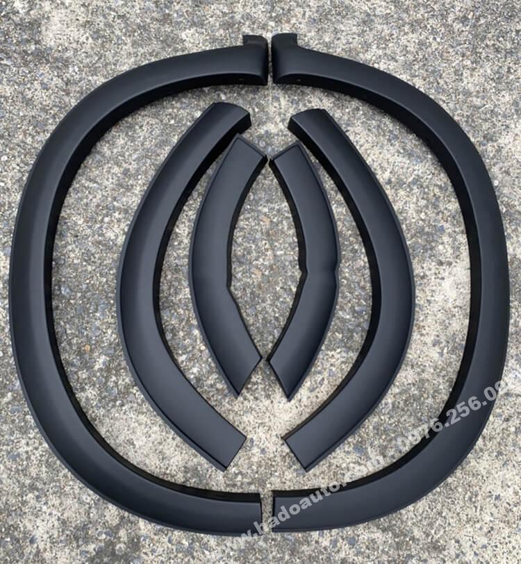 Cua lốp Isuzu mu-X cao cấp
