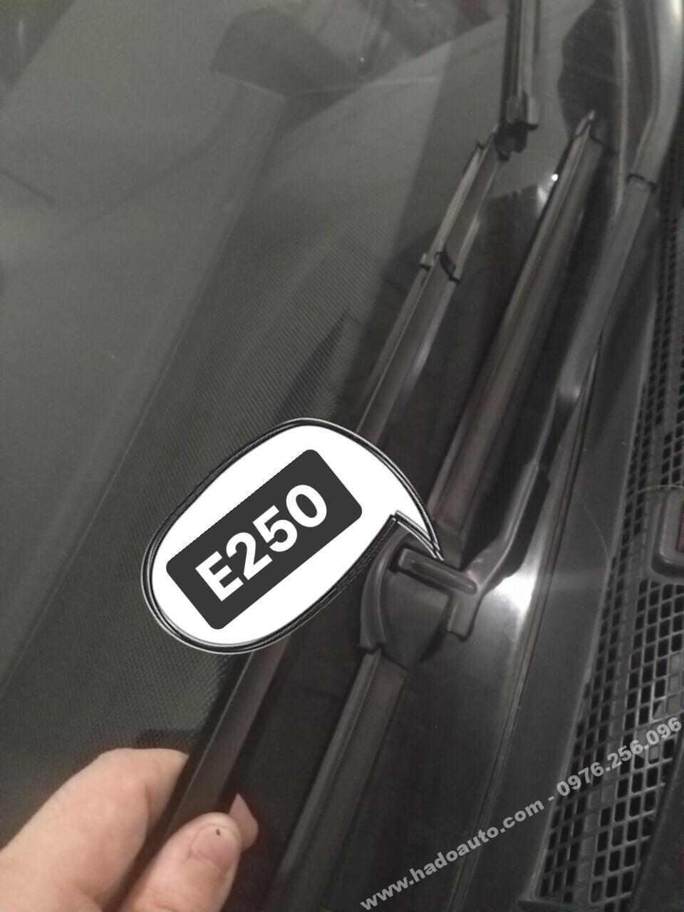 Gạt mưa xe Mercedes E cao cấp