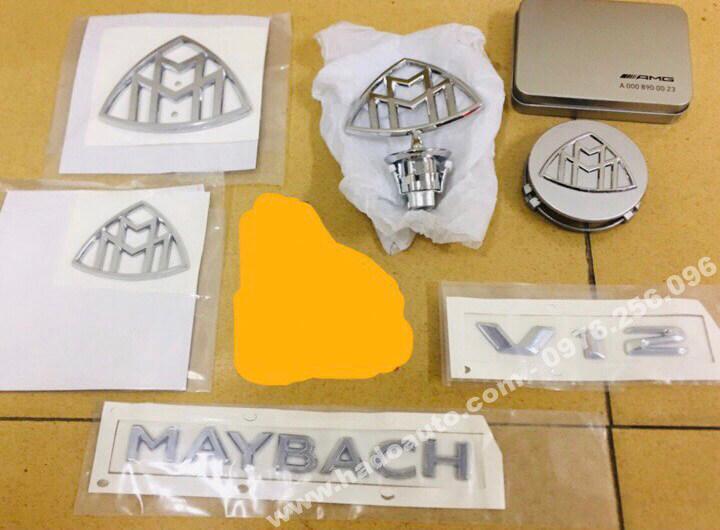 Logo xe Mercedes-Maybach