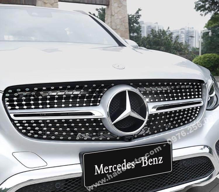 Mặt ca lăng sao rơi Mercedes GLC cao cấp giá rẻ