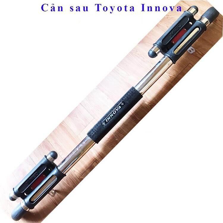 cản sau dạng ống xe Toyota Innova cao cấp