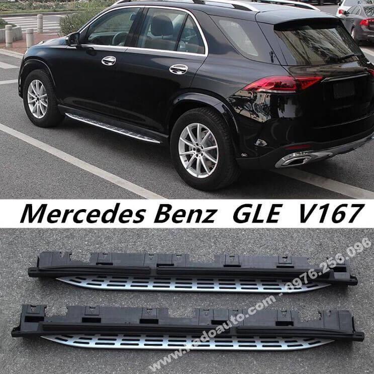 be-buoc-chan-bac-len-xuong-mercedes-gle-v167